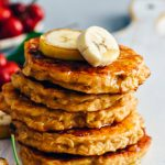 Recipe: Healthy Banana Pancakes