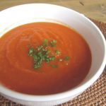 Recipe: Healthy Carrot & Tomato Soup
